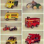 Bilar från Fafairwood
