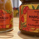 Mangovinäger och mangochutney