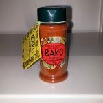 Bako - en röd kryddblandning från Etiopien