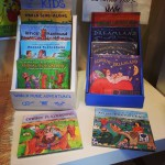 CD med musik från hela världen för barn.