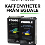 Kaffe Eguale, mörkrost och mellanrost